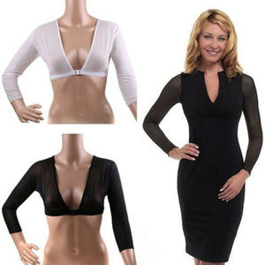 Other - Set of 2 Fashion Crop Tops Arms Cover-ups